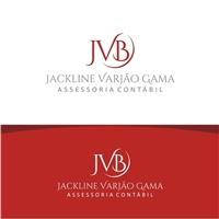 JVB /Jackline Varjao Gama Assessoria Contabil - VER OBS A BAIXO, Logo e Identidade, Contabilidade & Finanças