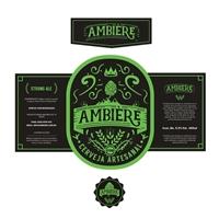 Ambière, Logo e Identidade, Alimentos & Bebidas
