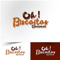 Oh ! Biscoitos, Logo e Identidade, Alimentos & Bebidas