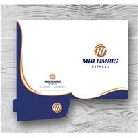 MULTIMAIS EXPRESS, Logo e Identidade, Logística, Entrega & Armazenamento