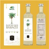 EcoBrazil / Óleo Extravirgem de Coco Babaçu, Embalagens de produtos, Alimentos & Bebidas