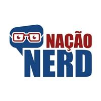 nação nerd, Logo e Identidade, Tecnologia & Ciencias