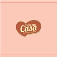 Empresa: Feito em Casa/ Produto: Biscoitos Artesanais, Logo e Identidade, Alimentos & Bebidas
