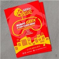 GeekBase, Peças Gráficas e Publicidade, Outros