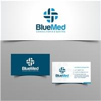 Bluemed Consultoria e Gestão, Logo e Identidade, Consultoria de Negócios