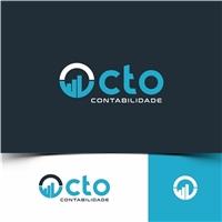 Octo Contabilidade Ltda., Logo e Identidade, Contabilidade & Finanças