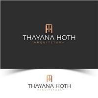 THAYANA HOTH, Logo e Identidade, Arquitetura