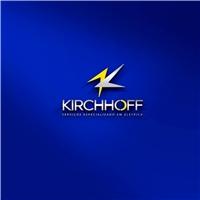 Kirchhoff serviços especializado em elétrica, Logo e Identidade, Outros