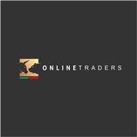 Online Traders, Logo e Identidade, Educação & Cursos