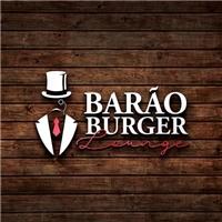 BARÃO BURGER LOUNGE, Logo e Identidade, Alimentos & Bebidas