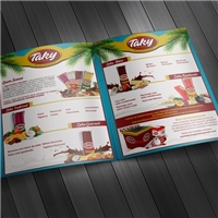 Taky Picolé, Apresentaçao, Alimentos & Bebidas