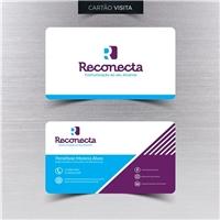 Reconecta - Slogan: Comunicação ao seu Alcance, Logo e Identidade, Marketing & Comunicação