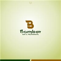 Bombar Bar e Restaurante, Logo e Identidade, Alimentos & Bebidas