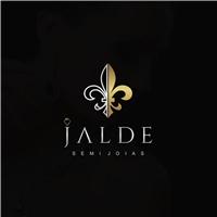 JALDE SEMI JOIAS, Logo e Identidade, Beleza