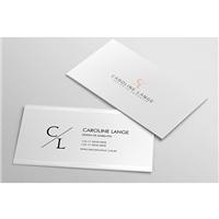 Caroline Lange Design de Ambientes, Logo e Identidade, Arquitetura
