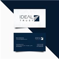 Ideal Trust, Logo e Identidade, Contabilidade & Finanças