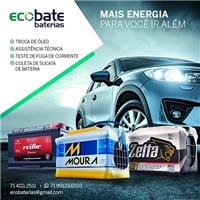 Ecobate Baterias, Web e Digital, Automotivo