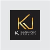 KJ CONTABILIDADE CONSULTIVA, Logo e Identidade, Contabilidade & Finanças