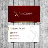 Sumaya Árabe, Logo e Identidade, Consultoria de Negócios