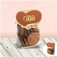 Empresa: Feito em Casa/ Produto: Biscoitos Artesanais, Embalagens de produtos, Alimentos & Bebidas