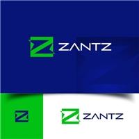 zantz, Logo e Identidade, Logística, Entrega & Armazenamento