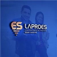 LAPROES (Laboratorio de PROtese Eder Santos), Logo e Identidade, Saúde & Nutrição