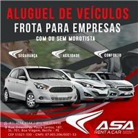 ASA RENT A CAR LOCAÇÃO DE VEÍCULOS, Web e Digital, Automotivo