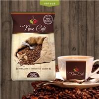 Nosso Café, Embalagens de produtos, Alimentos & Bebidas