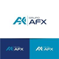 Grupo AFX, Logo e Identidade, Contabilidade & Finanças