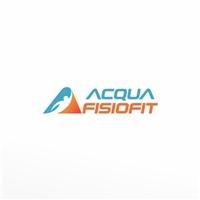ACQUA FISIO FIT, Logo e Identidade, Saúde & Nutrição