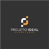 PROJETO IDEAL PLANEJADOS, Logo e Identidade, Decoração & Mobília