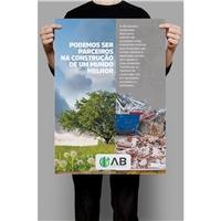 AB soluções Ambientais, Peças Gráficas e Publicidade, Ambiental & Natureza