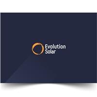 EVOLUTION SOLAR / CONSULTORIA TECNICA EM EFICIENCIA ENERGETICA SOLAR, Logo e Identidade, Metal & Energia