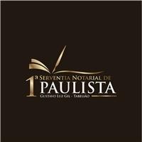 1ª Serventia Notarial de Paulista, Logo e Identidade, Advocacia e Direito