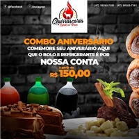 Churrascaria Cabrito na Brasa, Web e Digital, Alimentos & Bebidas