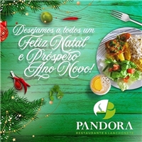 Restaurante Pandora de Lanchonete, Web e Digital, Alimentos & Bebidas