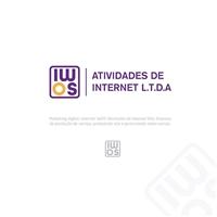 IWOS Atividades de Internet ltda, Logo e Identidade, Marketing & Comunicação
