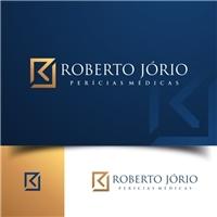 RJ Perícias Médicas, Logo e Identidade, Advocacia e Direito