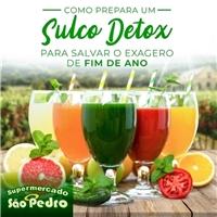 Supermercado São Pedro, Web e Digital, Alimentos & Bebidas