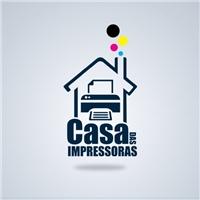 Casa das Impressoras, Logo e Identidade, Computador & Internet
