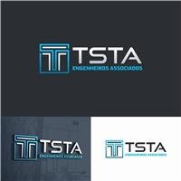 TSTA Engenheiros Associados, Logo e Identidade, Construção & Engenharia