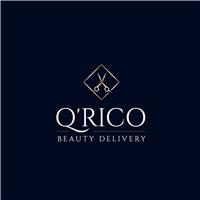 Q'RICO BEAUTY HOME, Logo e Identidade, Beleza