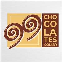 99Chocolates, Logo e Identidade, Alimentos & Bebidas