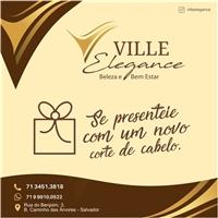 Ville Elegance Beleza e Bem Estar, Web e Digital, Beleza