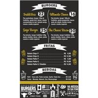 Burger House, Peças Gráficas e Publicidade, Alimentos & Bebidas