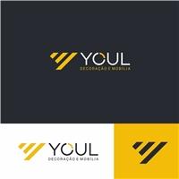 Youl, Logo e Identidade, Decoração & Mobília