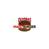 OLIVEIRAS MAIS BURGERS, Logo e Identidade, Alimentos & Bebidas