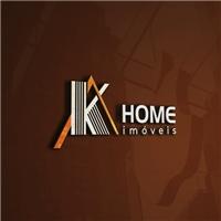 K HOME IMOVEIS , Logo e Identidade, Imóveis