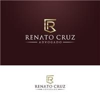 Renato Cruz - Advogado ou CRUZ ADVOCACIA (pessoa física), Logo e Identidade, Advocacia e Direito