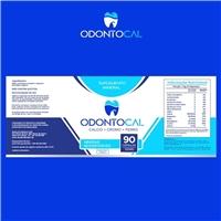 Odontocal, Logo e Identidade, Saúde & Nutrição